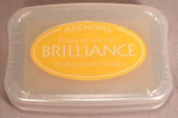 Brilliance Pearlescent Yellow
