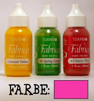 Refill Fabrico PINK