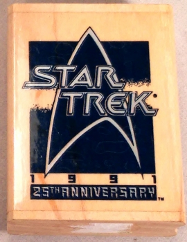 StarTrek 25th anniversity (1991) Sonderedition (new)