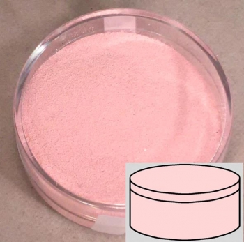 Sternenstaub / Embossing Powder Baby Rose